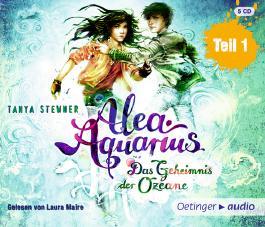 Alea Aquarius. Das Geheimnis der Ozeane - Teil 1 (4CD)