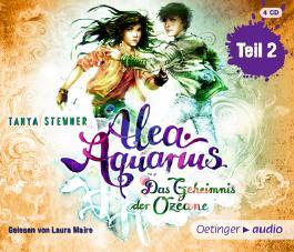 Alea Aquarius. Das Geheimnis der Ozeane - Teil 2 (4CD)