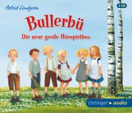 Bullerbü – Die neue große Hörspielbox (3CD)