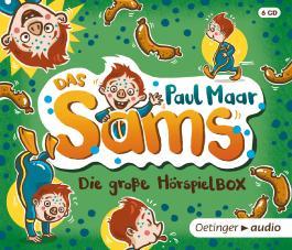 Das Sams. Die große Sams Hörspielbox (6 CD)