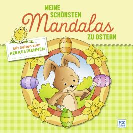 Meine schönsten Mandalas zu Ostern