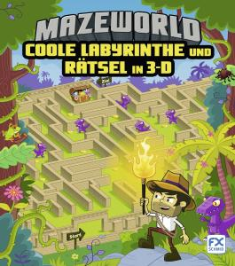 Mazeworld: Coole Labyrinthe und Rätsel in 3-D