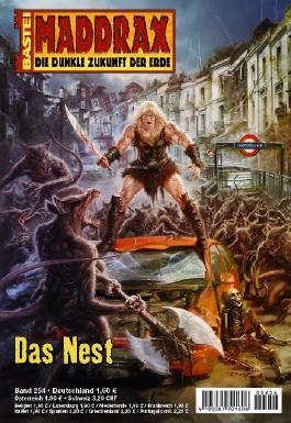 Maddrax - Folge 254: Das Nest