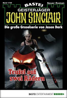 John Sinclair - Folge 1749: Teufel auf zwei Rädern