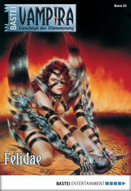 Vampira - Folge 23: Felidae