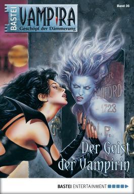 Vampira - Folge 36: Der Geist der Vampirin
