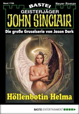 John Sinclair - Folge 1796: Höllenbotin Helma