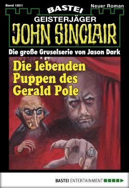 John Sinclair - Folge 1801: Die lebenden Puppen des Gerald Pole