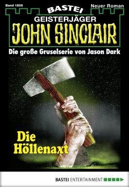 John Sinclair - Folge 1806: Die Höllenaxt