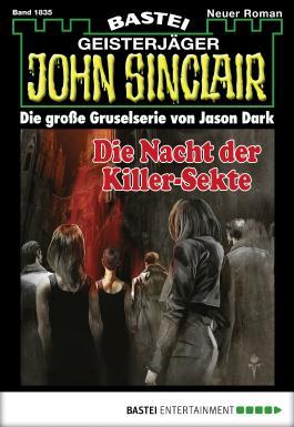 John Sinclair - Folge 1835: Die Nacht der Killer-Sekte