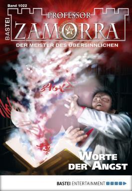 Professor Zamorra - Worte der Angst