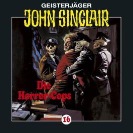 John Sinclair - Folge 16