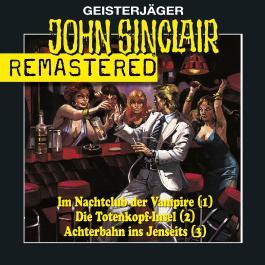 John Sinclair Sammlerbox 1