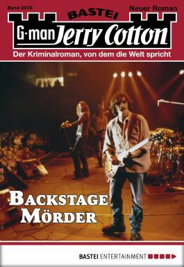 Jerry Cotton - Folge 2978: Backstage Mörder