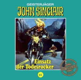 John Sinclair Tonstudio Braun - Folge 51