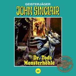 John Sinclair Tonstudio Braun - Folge 98