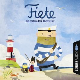Fiete - Die ersten drei Abenteuer