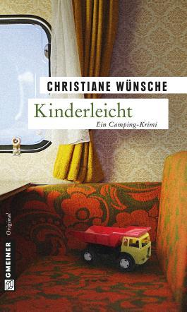 Kinderleicht: Kriminalroman (Kriminalromane im GMEINER-Verlag)