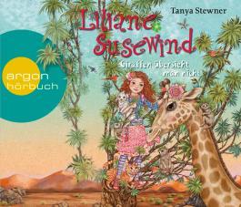 Liliane Susewind – Giraffen übersieht man nicht (DAISY Edition)