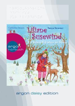 Liliane Susewind – Ein kleines Reh allein im Schnee (DAISY Edition)