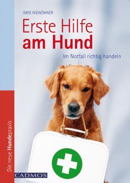 Erste Hilfe am Hund: Im Notfall richtig handeln (Ernährung & Gesundheit)
