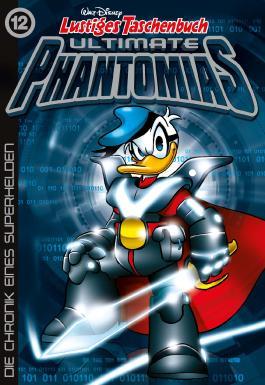 Lustiges Taschenbuch Ultimate Phantomias 12
