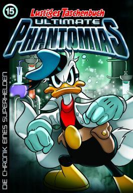 Lustiges Taschenbuch Ultimate Phantomias 15