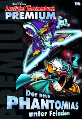 Lustiges Taschenbuch Ultimate Phantomias 16