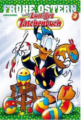 Lustiges Taschenbuch Frohe Ostern 03