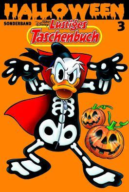 Lustiges Taschenbuch Halloween 03