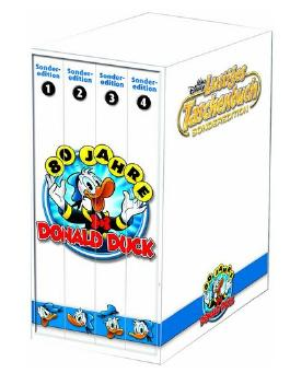 LTB Sondereditionsbox 80 Jahre Donald Duck