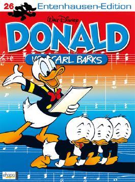 Disney: Entenhausen-Edition-Donald Bd. 26