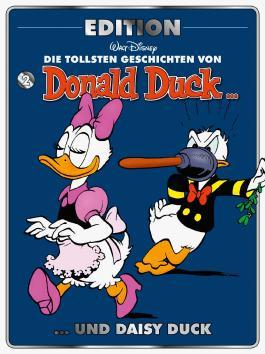 Die tollsten Geschichten von Donald Duck und Daisy Duck