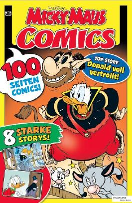 Micky Maus Comics Nr. 36