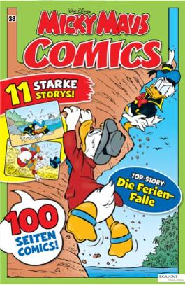 Micky Maus Comics Nr. 38
