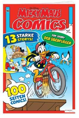 Micky Maus Comics Nr. 40