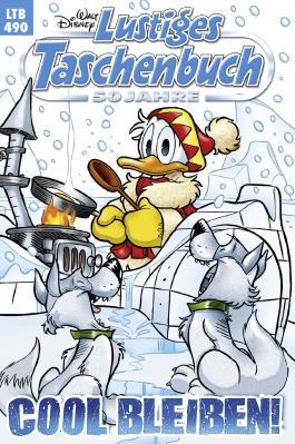 Disney Lustiges Taschenbuch Nr. 490: Cool bleiben!