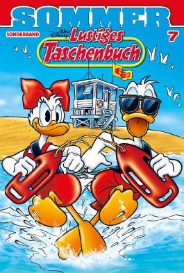 Lustiges Taschenbuch Sommer 07