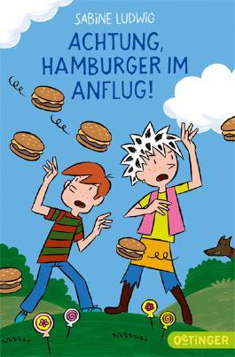 Achtung, Hamburger im Anflug!