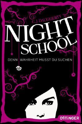 Bildergebnis für night school denn wahrheit musst du suchen