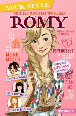 Your Style. Band 1: Romy
