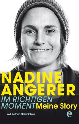 Nadine Angerer-Im richtigen Moment