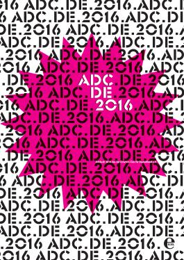 ADC Jahrbuch 2016