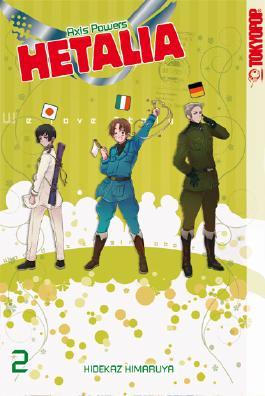 Hetalia - Axis Powers 02