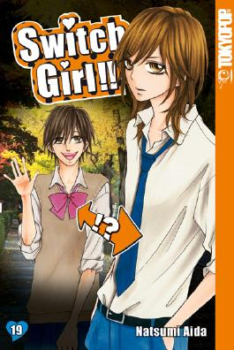 Switch Girl!! 19