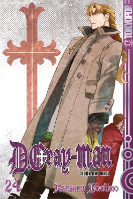 D.Gray-Man 24