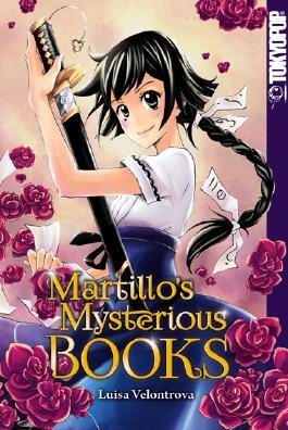 Martillo's Mysterious Books