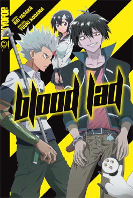 Blood Lad Novel 01