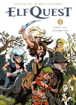 ElfQuest - Abenteuer in der Elfenwelt 02