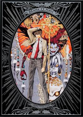 Death Note: Blanc et Noir
